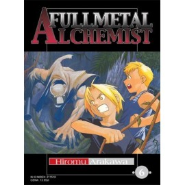 Full Metal Alchemist  - tom 6