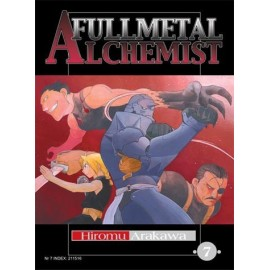 Full Metal Alchemist  - tom 7