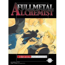 Full Metal Alchemist  - tom 9