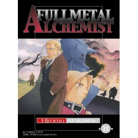 Full Metal Alchemist  - tom 11