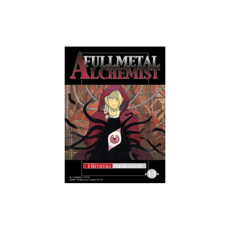 Full Metal Alchemist  - tom 13
