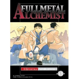 Full Metal Alchemist  - tom 15