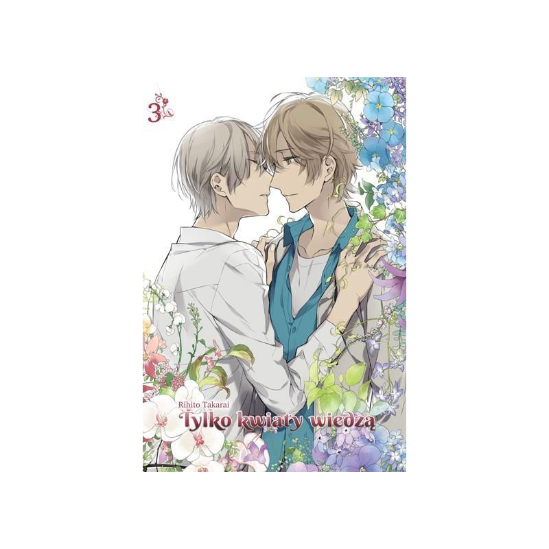 Tylko Kwiaty Wiedza Manga Od Wydawnictwa Kotori Tom 3