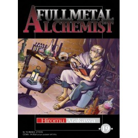 Full Metal Alchemist  - tom 19