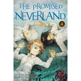 The Promised Neverland tom 3