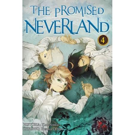 The Promised Neverland - Tom 4