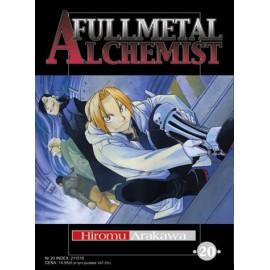 Full Metal Alchemist  - tom 20
