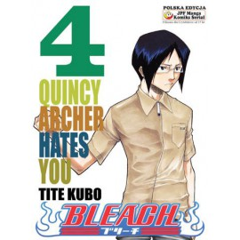 Manga Bleach - Tom 4