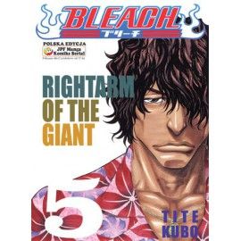 Manga Bleach - Tom 5