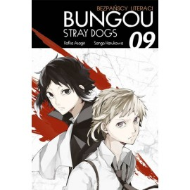 Manga - Bungou Stray Dogs tom 8