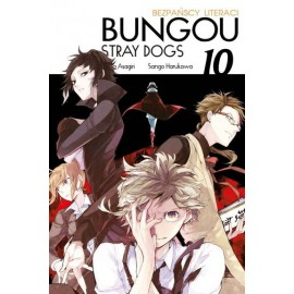 Manga - Bungou Stray Dogs tom 9