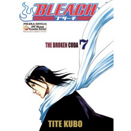Manga Bleach - Tom 7