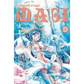 Magi: the labyrinth of magic - tom 10