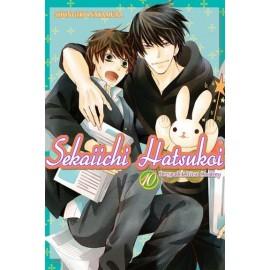 Sekaiichi Hatsukoi - tom 6