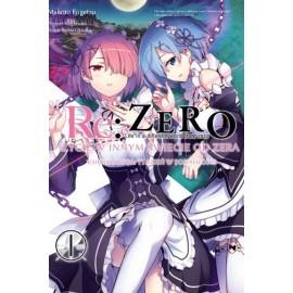 Re: Zero - Księga 1 Tom 1