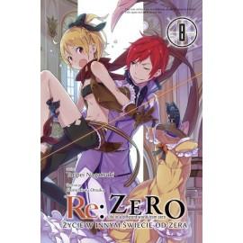Light Novel'a - Re:Zero kara Hajimeru Isekai Seikatsu - tom 7