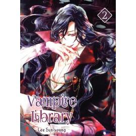 Vampire Library - Tom 1