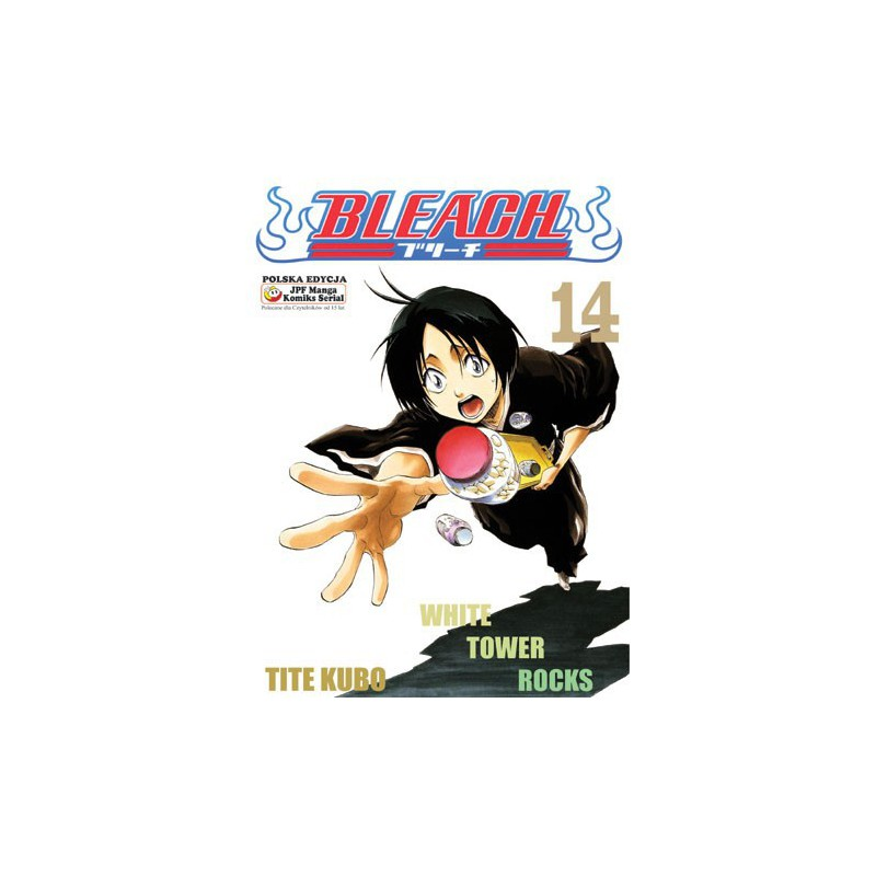 Manga Bleach - Tom 14