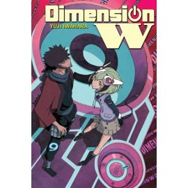 Dimension W - tom 8