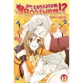 Manga - Jak zostałam Bóstwem tom 12