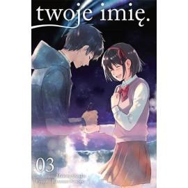 Manga Kimi no na wa. - tom 2