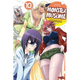Monster Musume - tom 8