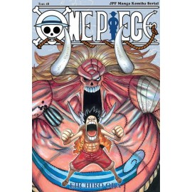 Manga One Piece tom 47