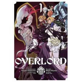 Overlord (manga) - Tom 1