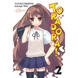 Toradora! - LN tom 1