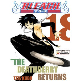 Manga Bleach - Tom 18