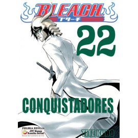 Manga Bleach - Tom 22