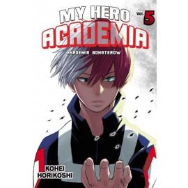 Manga - Boku no Hero Academia tom 4
