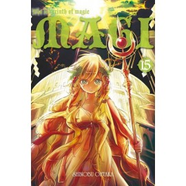 Magi: the labyrinth of magic - tom 14