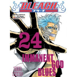 Manga Bleach - Tom 24