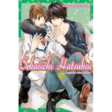 Sekaiichi Hatsukoi - tom 11
