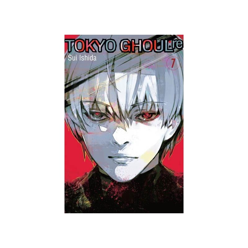 Tokyo Ghoul:Re - tom 7