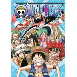 Manga One Piece tom 50