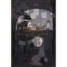 Dziewczynka w Krainie Przeklętych - Tom 4