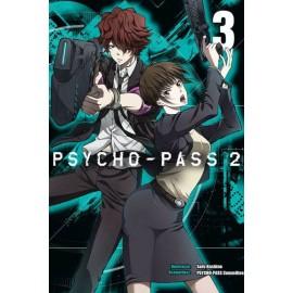 Psycho-Pass 2 Tom 2