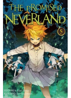 The Promised Neverland - Tom 5
