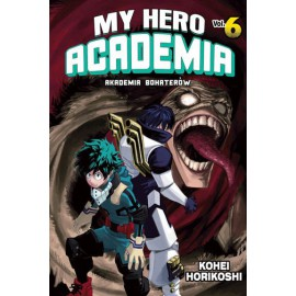 Manga - Boku no Hero Academia tom 5