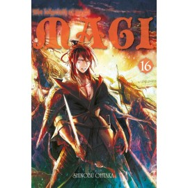 Magi: the labyrinth of magic - tom 15