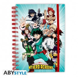 Notes - Boku no Hero Academia