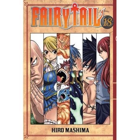 Manga - Fairy Tail tom 17