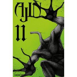 Manga Ajin tom 11