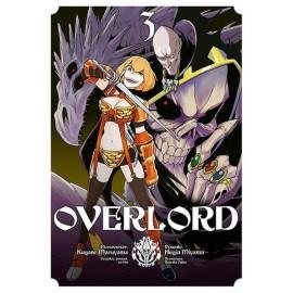 Overlord (manga) - Tom 3
