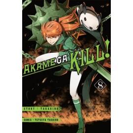 Manga - Akame ga Kill! tom 8