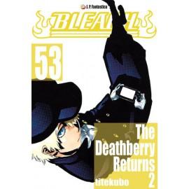Manga Bleach - Tom 52