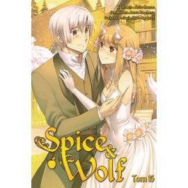 Spice & Wolf - tom 16
