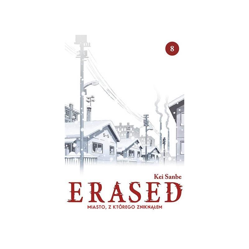 Erased - Miasto, z którego zniknąłem - Tom 8